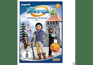 Super 4 - Auf ins Abenteuer / Wie alles begann DVD