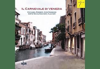 Michael Rieber, Götz Schumacher, VARIOUS - Carnevale Di Venezia  - (CD)