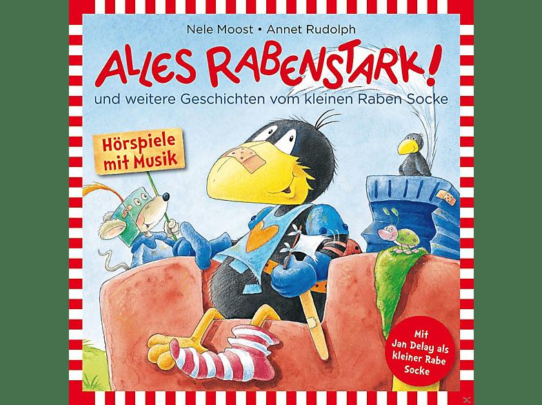 Rabe Socke - Alles Rabenstark!...Und Weitere Geschichten - (CD)