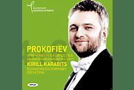 Kirill Karabits, Bournemouth Symphony Orchestra - Sinfonie 6 Op.111/Sinfonie 4 Op.112/+ [CD]