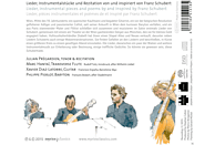 Marc Hantai, Philippe Pierlot, Julian Prégardien, Xavier Diaz-latorre - Schubertiade-Lieder [SACD Hybrid]