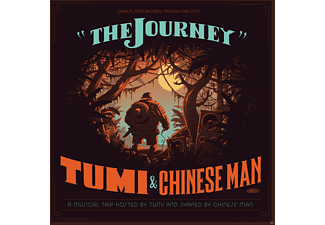 Tumi, The Chinese Man - The Journey  - (CD)