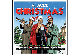 VARIOUS - A Jazz Christmas  - (CD)