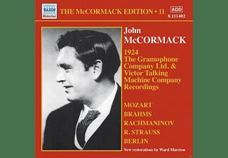 John Mccormack, Fritz Kreisler, Emmy Destinn, Edwin Schneider - Victor Talking Machine (1924)  - (CD)