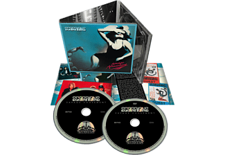 Scorpions - Savage Amusement (50th Anniversary Deluxe Edition)  - (CD + DVD Video)
