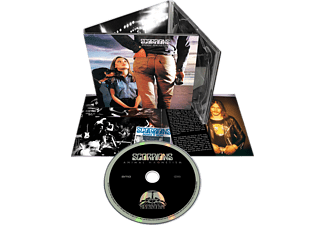 Scorpions - Animal Magnetism (50th Anniversary Deluxe Edition)  - (CD)