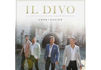 Il Divo - Amor & Pasion  - (CD)
