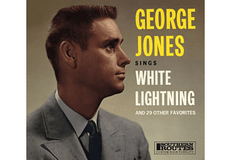 George Jones - White Lightning (Expanded Edition)  - (CD)