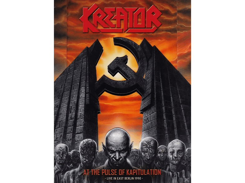 Kreator - At the Pulse of Capitualtion: Live in East Berlin 1990 (Audio-CD) [DVD + CD]