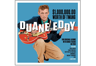 Duane Eddy - 1.000.000 $ Worth Of Twang  - (CD)
