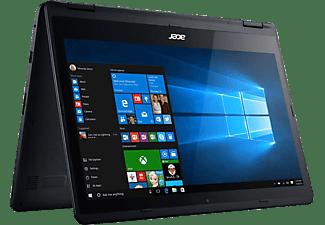 ACER R5-471T-554F, Convertible mit 14 Zoll Display, Core i5 Prozessor, 8 GB RAM, 256 GB SSD, HD-Grafik 520, Aluminium