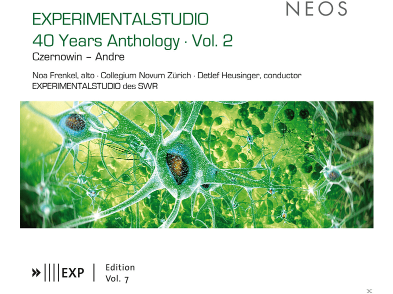 Nora Frenkel, Collegium Novum Zürich - Experimentalstudio Vol.7... [SACD Hybrid]