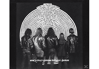 The Ace Tones - Sixteen  - (CD)