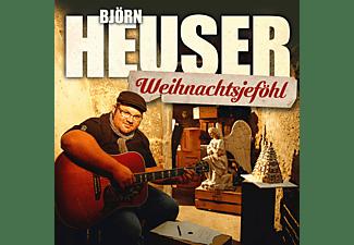 Björn Heuser - Weihnachtsjeföhl  - (CD)