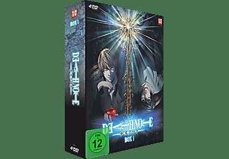 Death Note Box - Vol. 1 DVD