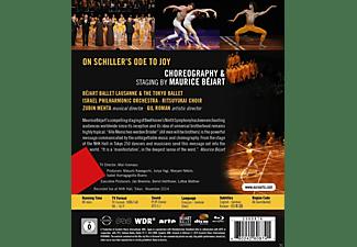 Bejart Ballet Lausan, Israel Philharmonic Orchestra - Die 9.Sinfonie Von Maurice Béjart  - (Blu-ray)