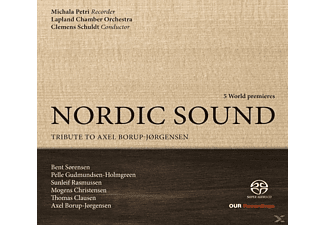 VARIOUS - Nordic Sound: A Tribute To A.Borup-Jorgensen - (SACD)