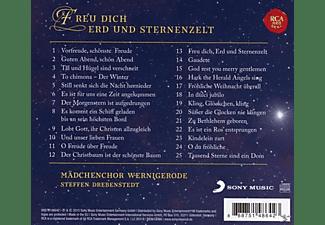 Mädchenchor Wernigerode - Freu Dich, Erd Und Sternenzelt - Lieder Z.Weihnacht  - (CD)