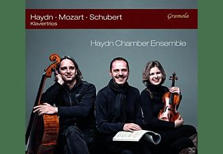 Haydn Chamber Ensemble - Klaviertrios  - (CD)