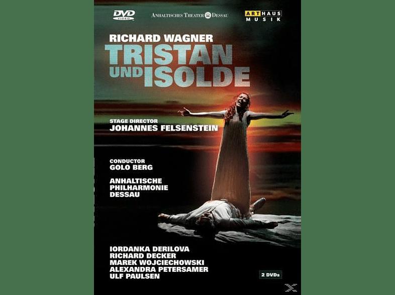 Golo Berg, Marek Wojciechowski, Annalitische Philharmonie Dess - Tristan Und Isolde [DVD]