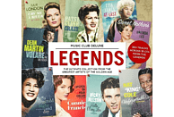 VARIOUS - Music Club Deluxe Legends [CD]