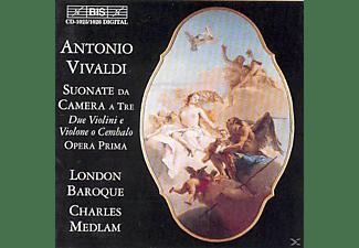 London Baroque: Charles Medlam - Triosonaten op.1/+  - (CD)