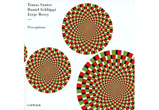 Sauter, Tomas / Schlaeppi, Daniel / Rossy, Jorge - Perception - (CD)