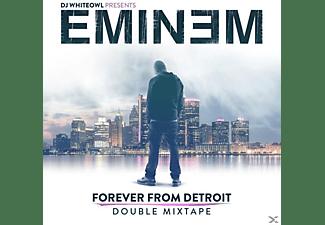 Eminem & Dj Whiteowl - Forever From Detroit - Double Mixtape  - (CD)