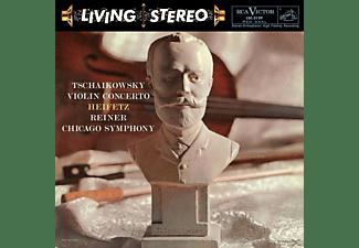 Heifetz,Jascha/Chicago Symphony/Reiner,Fritz - Concerto In D, Op.35  - (SACD Hybrid)