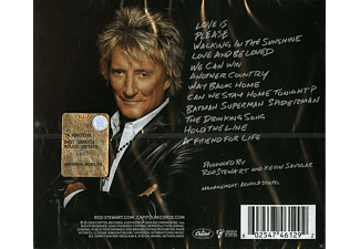Rod Stewart - Another Country  - (CD)