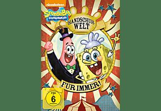 SpongeBob Schwammkopf – Handschuhwelt für immer! DVD