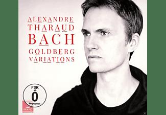 Alexandre Tharaud - Goldberg Variationen  - (CD + DVD Video)