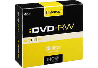INTENSO 4201632 DVD-RW Rohlinge