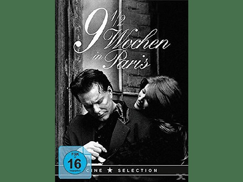 9 1/2 WOCHEN IN PARIS (MEDIABOOK) [DVD]