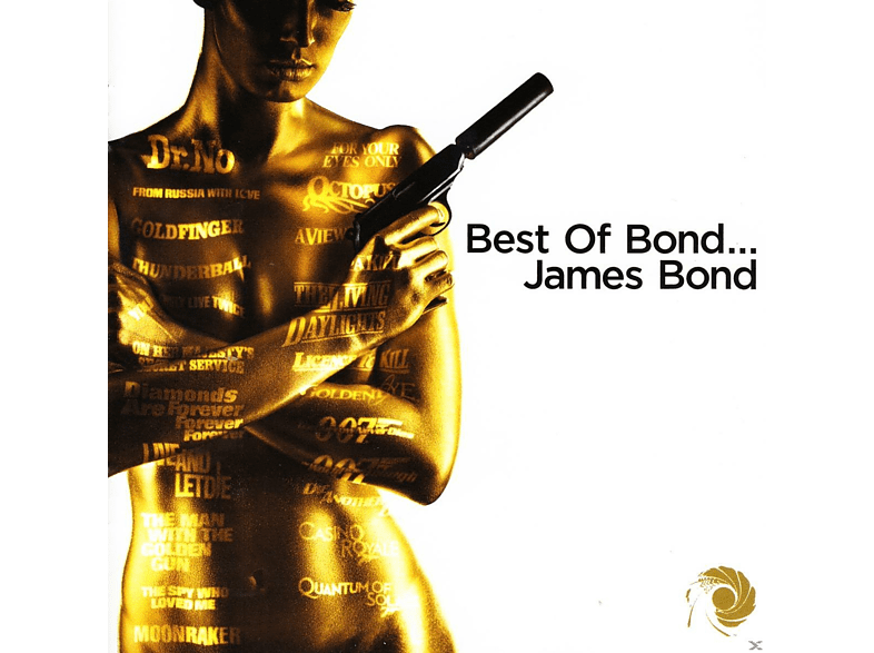 VARIOUS - Best Of Bond...James Bond [CD]