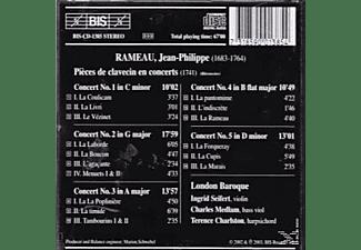 London Baroque - Pieces De Clavecin En Concerts  - (CD)