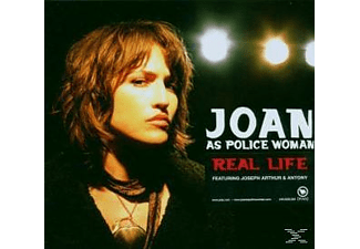Joan As Police Woman - Real Life  - (CD)
