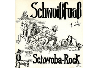 Schwoißfuaß - Schwoba Rock  - (CD)