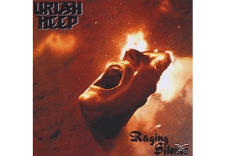 Uriah Heep - Raging Silence  - (CD)