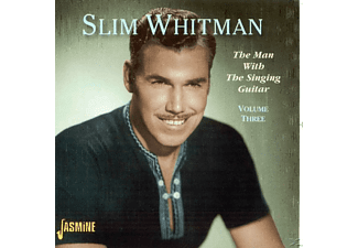 Slim Whitman - THE MAN WITH THE SINGING GUITAR  - (CD)
