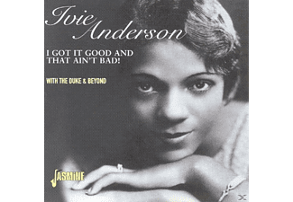 Ivie Anderson - I Got It Good And That Ain't Bad  - (CD)