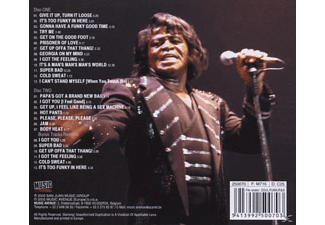 James Brown - Live At Chastain Park  - (CD)
