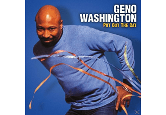 Geno Washington - Put Out The Cat  - (CD)