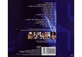 Calvin Owens - True Blue  - (CD)