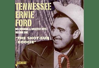 Tennessee Ernie Ford - Greatest-Shot Gun Boogie  - (CD)