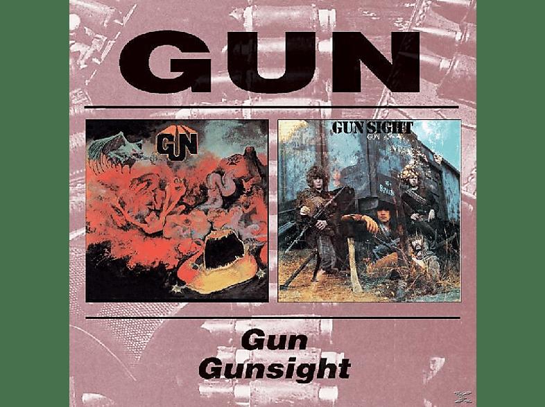Gun - Gun/Gunsight [CD]