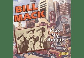 Billy Mack - Play My Boogie  - (CD)