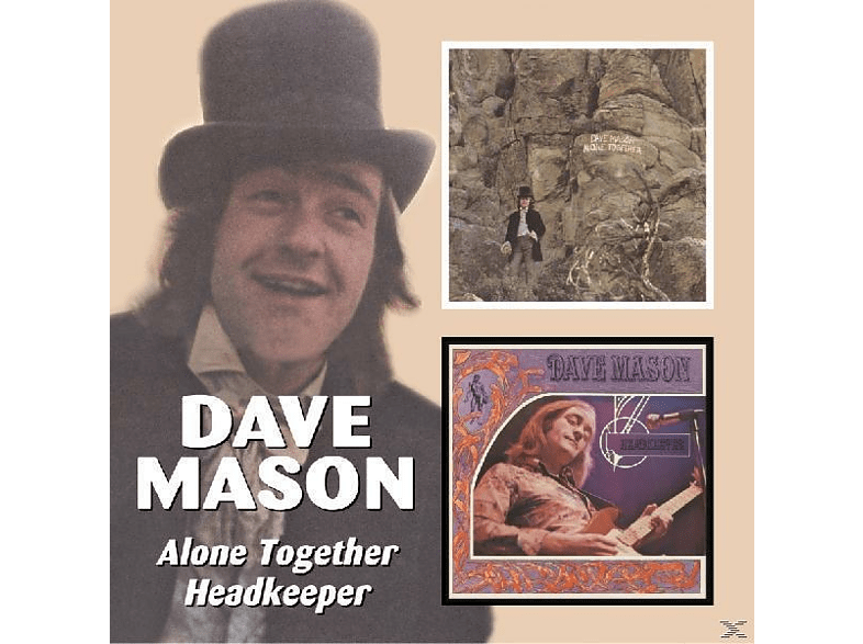 Dave Mason - Alone Together/Headkeeper [CD]