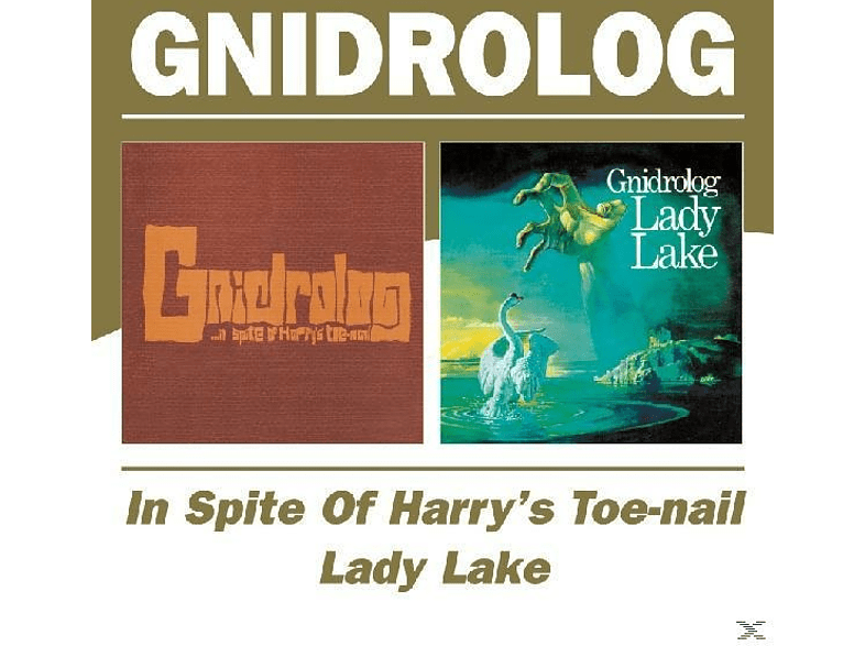 Gridrolog - In Spite Of Harry's Toe-Nail/Lady Lake [CD]