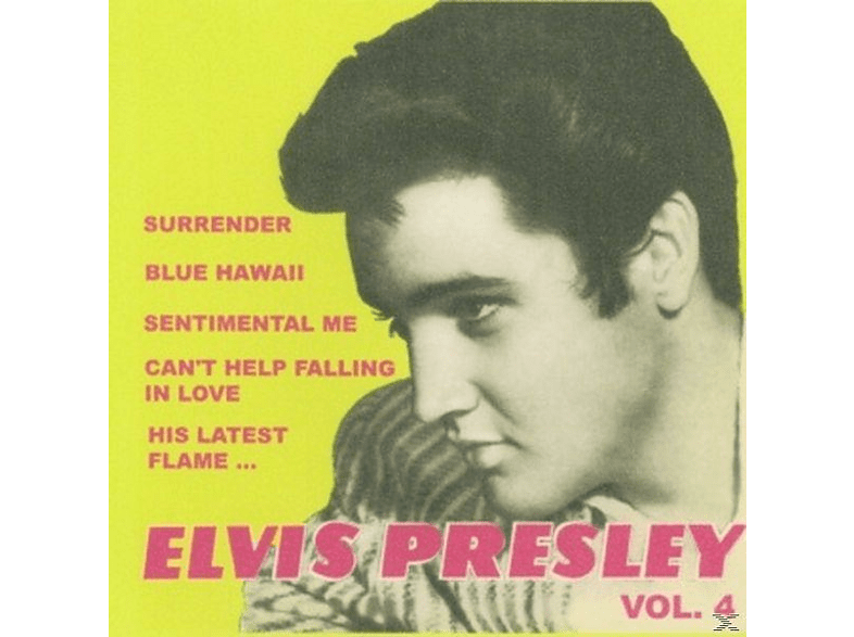 Elvis Presley - Vol.4-Papersleeve [CD]